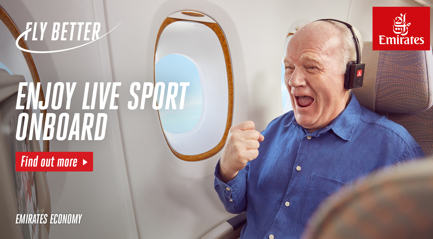 Emirates - Sport on Board